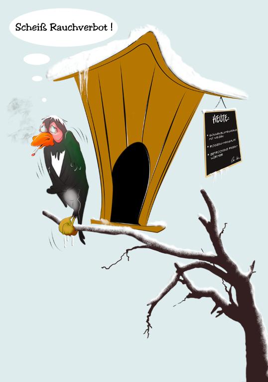 Rauchverbot in den Kneipen